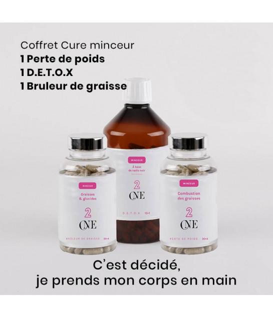 COFFRET CURE MINCEUR